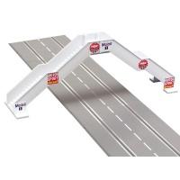 21119 Pedestrian bridge (for 2 lanes)