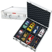 70460 Suitcase for car items scale 1:32, aluminium