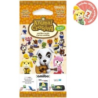 3DS Animal Crossing: Happy Home D. Card 3set Vol.2