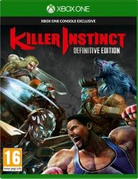 XONE Killer Instinct Definitive Edition
