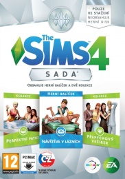PC/MAC The Sims 4 Bundle Pack 1