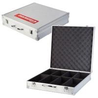 70461 Suitcase for car items scale 1:24, aluminium