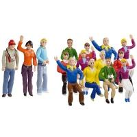 21128 Set of figures - Fans