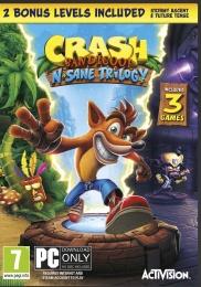 PC Crash Bandicoot N.Sane Trilogy