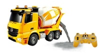 Cement mixer - Mercedes-Benz