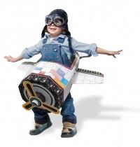 Paper toy - Plane