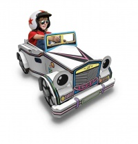 Paper Toy - Car