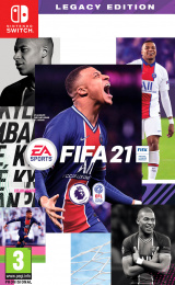 SWITCH FIFA 21 Legacy Edition