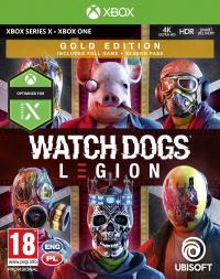 XONE Watch_Dogs Legion Gold Edition