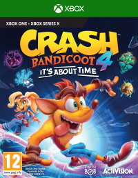 XONE Crash Bandicoot 4: It's About Time